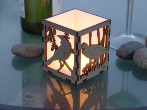Candle holder series